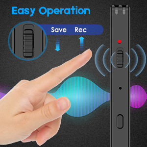 voice recorder voice activated