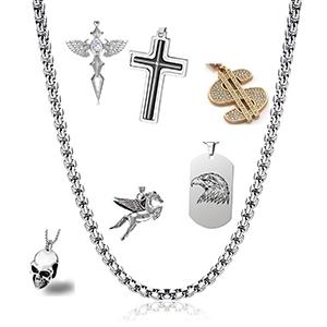 men's chain necklace