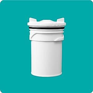 TAPP Water TAPP 1 - Juego de 2 cartuchos de recambio para filtro ...