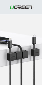 Cable Organizer Cord Management