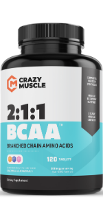 bcaa capsules pills amino acids