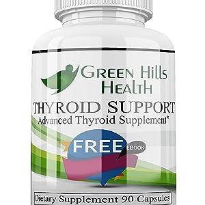 Green Hills Health Thyroid Support