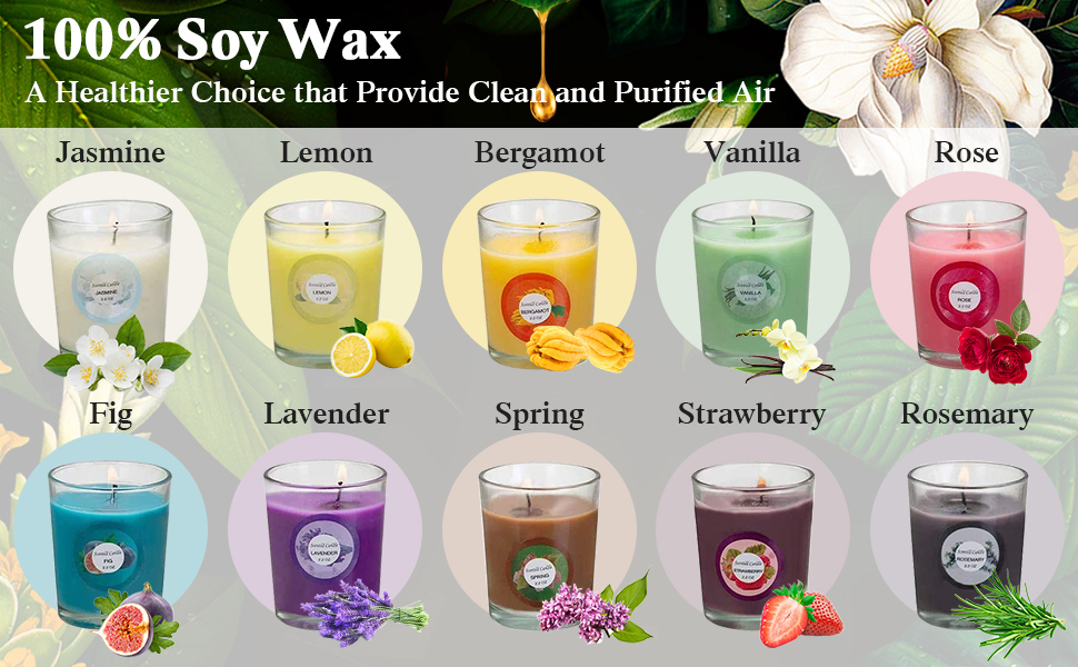 scented candles set,candles set,aromatherapy candles,scented candles,candles gift,gift for women