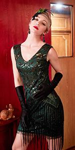 Radtengle Great Gatsby Party Dress