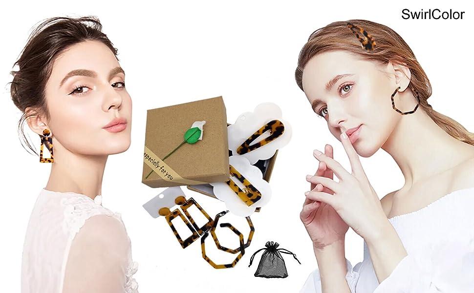 drop earrings women