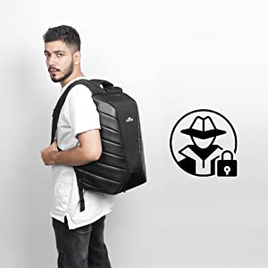 Xator Anti-theft backpack