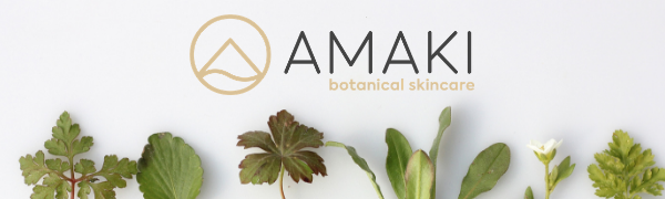 Amaki Skincare logo