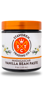 Madagascar Vanilla Bean Paste