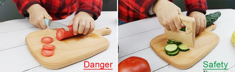 kid safe knife