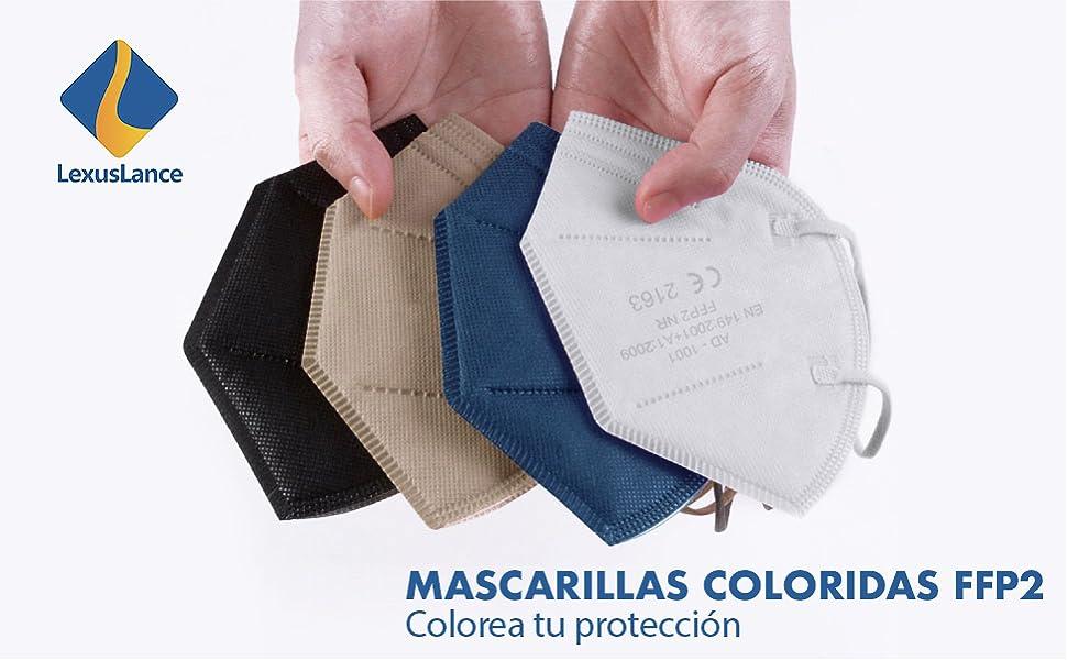mascarilla ffp2, mascarillas ffp2 en color,mascarilla negra ffp2,mascarilla ffp2 homologada