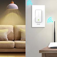 touch smart light switch, easy smart light switch, smart switch dimmer, smart dimmer light switch