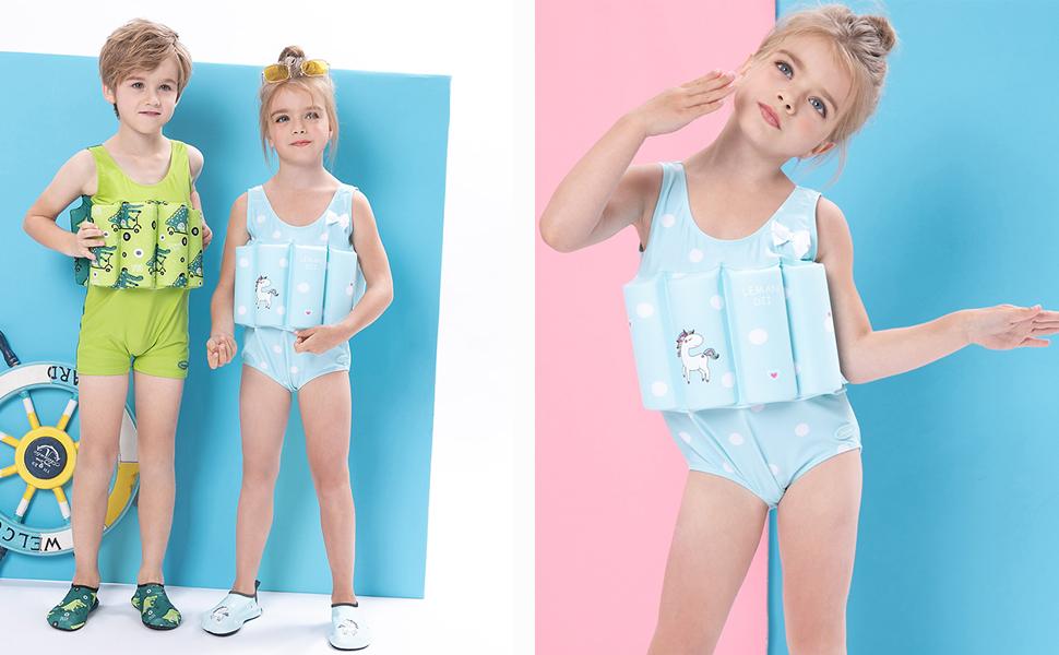 Swim vest for kids