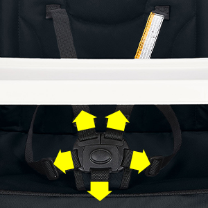 The safety harness