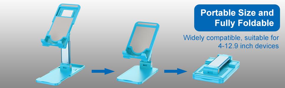 Adjustable Tablet Cellphone Holder