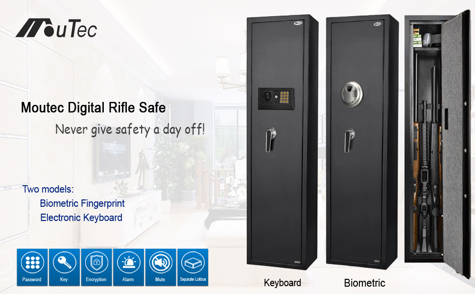 rifle gun safe