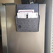 Hanging Organizer Storage Remote Control Holder Bedside Bedside Organiser Bedside Caddy Organiser