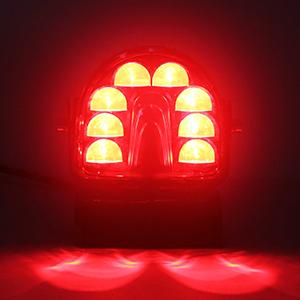 Arc forklift safety light red 2