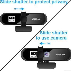 Sliding Privacy Cover