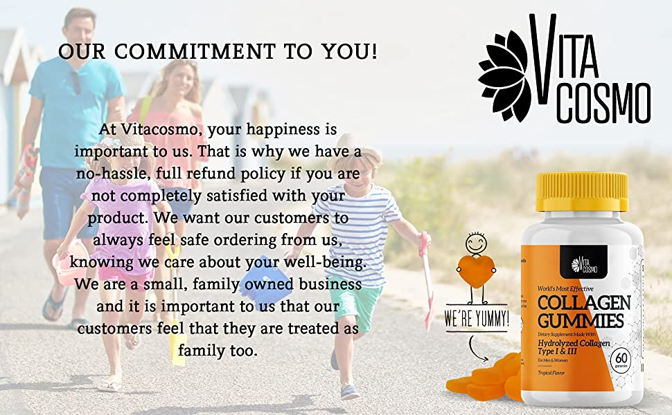 happiness full refund family owned business