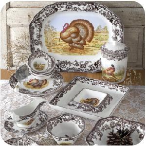 serving thanksgiving dinner serveware dishes