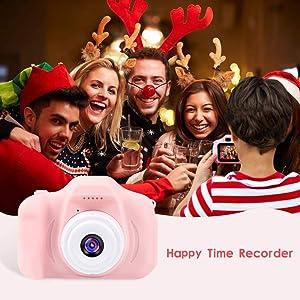 camera record happy time