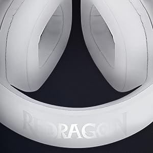 Redragon H901 Scylla auricular casco gamer diadema para juegos