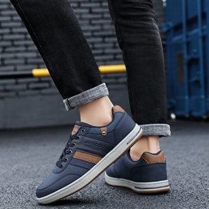 men walking shoe