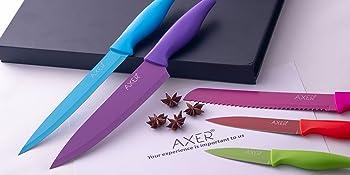 Knife colour