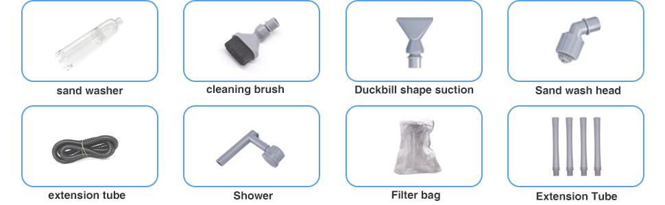 Aquarium cleaning tool
