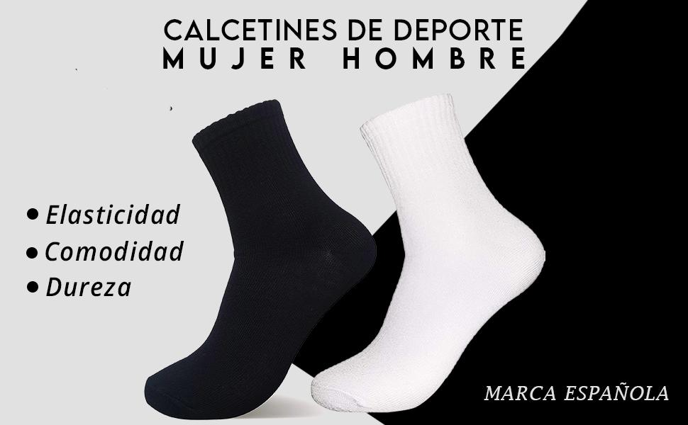 calcetines de deporte, calcetines de tenis