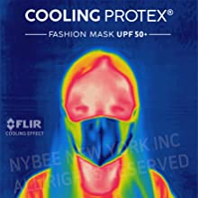 NYBEE SPORT COOLING PROTECTIVE FACE MASK UV PROTECTION AND SUNBLOCK