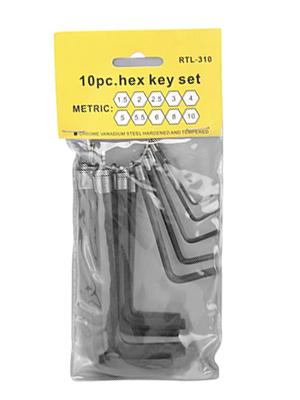 Hex key Set Metric Hexagon spanner