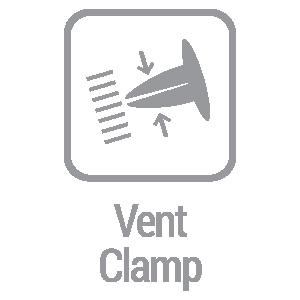 Vent Clamp