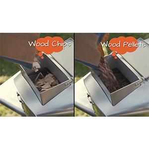 wood pellet oven