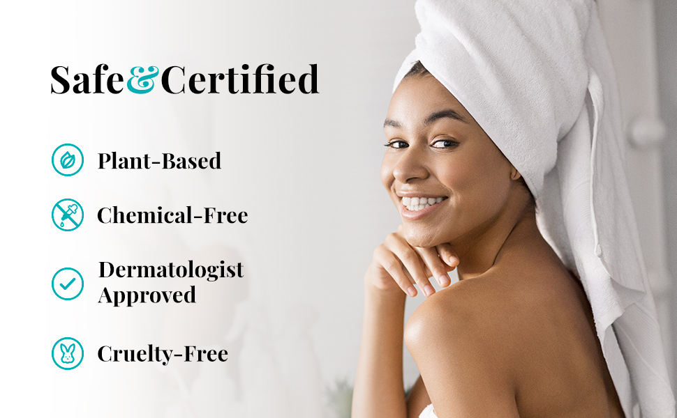 Safe & Certified