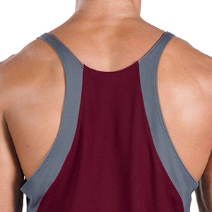 racerback tank tops mens racer back gym shirts weight lifting light weight breathable sleeveless top