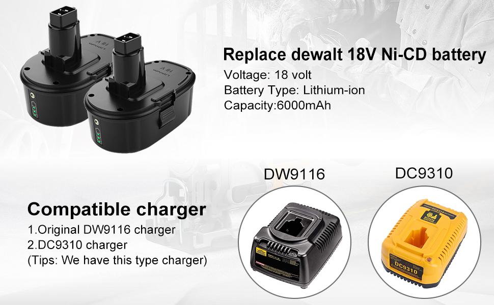 dewalt 18v battery dewalt battery dewalt 18v xrp battery dc9096 dc9099 dewalt batteries dw9095