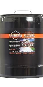 Water Based Concrete Sealer