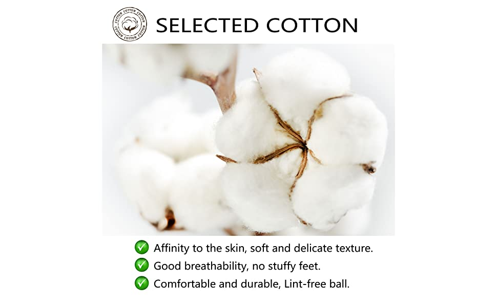 SELECTED COTTON