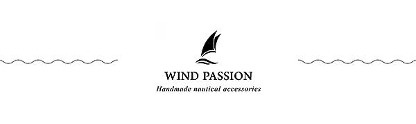 Windpassion Armbänder sind von der See, vom Segeln und von Wassersport inspiriert
