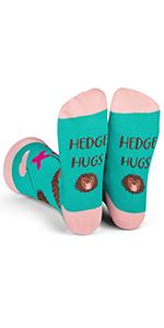 hedgehog socks