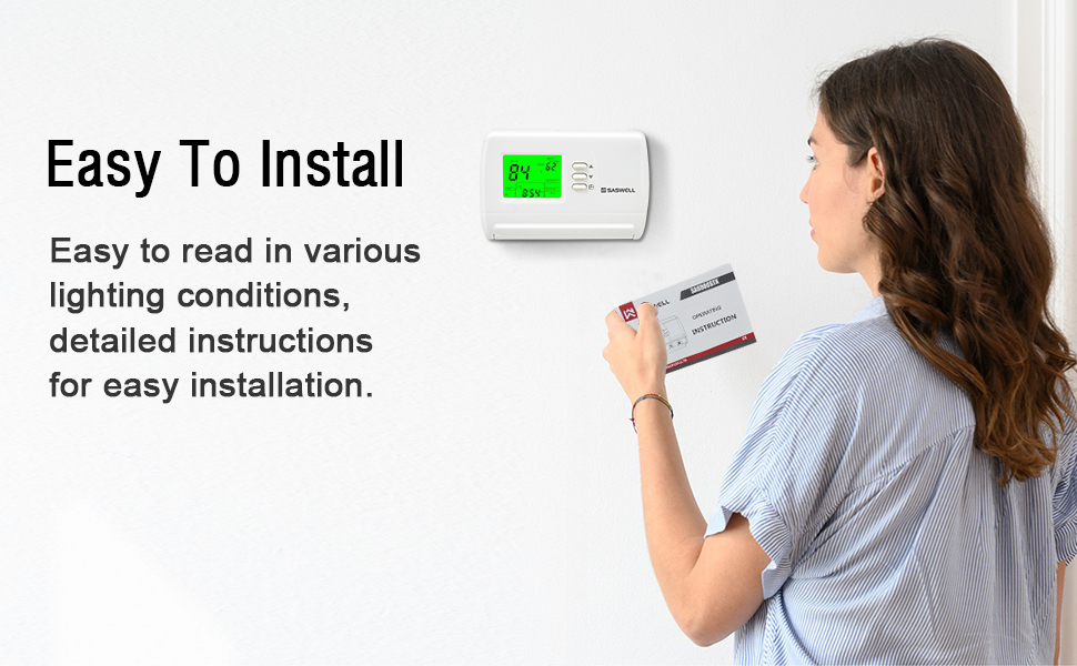 non programmable thermostats for home millivolt thermostat heat only digital home thermostat