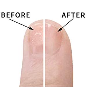 immediate results, repair nail damage, buff, shine, natural nails