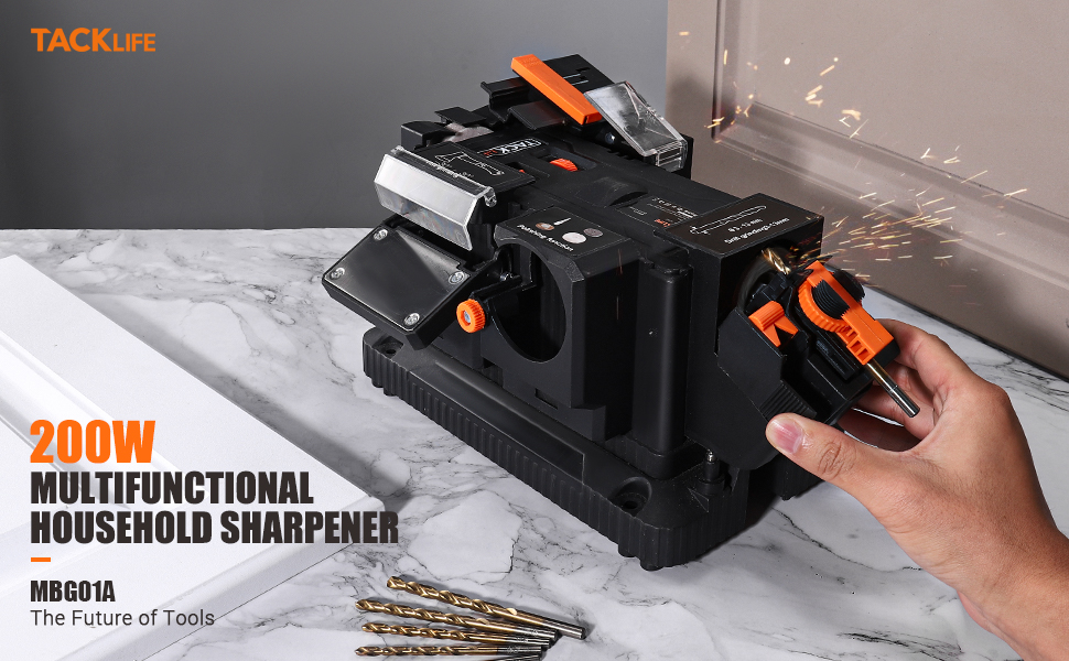Multifuntional Sharpener