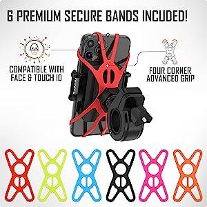 phone mount for bike iphone holder for bike bike mount cell phone holder mountain bike phone