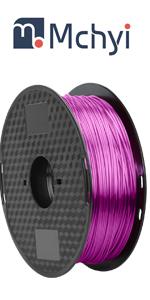 Silk Purple PLA