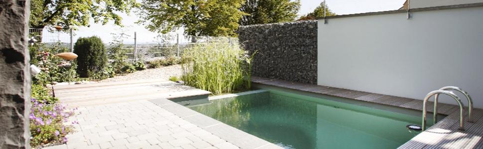 Elbe Gartenduschen lassen jeden Garten zu einer Wohlfühloase verwandeln.