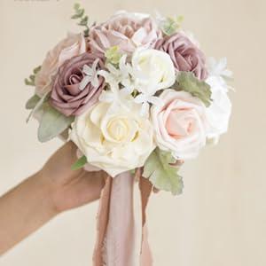 Bridemaids bouquet