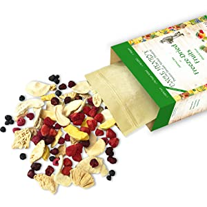 Uncle Henry's Freeze Dried Fruit