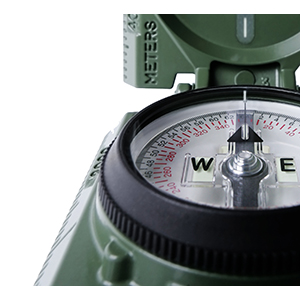 Official military Lensatic compass army tritium hiking camping hunting compass Cammenga
